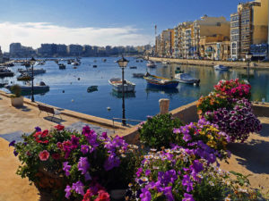 Primavera em Malta