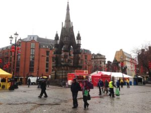 Manchester, chuvas