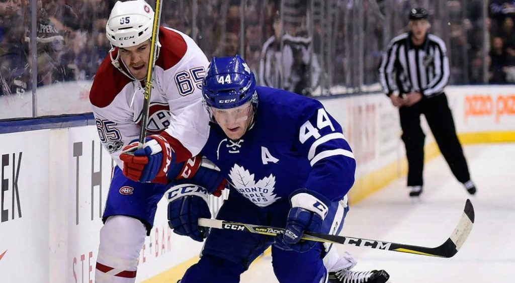 Hockey no Canadá