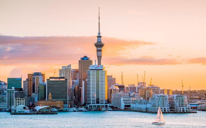 Auckland, Nova Zelândia.