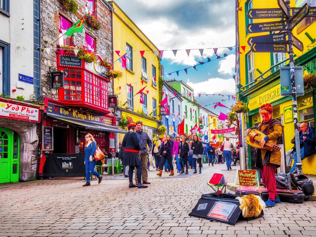 Galway, Irlanda.