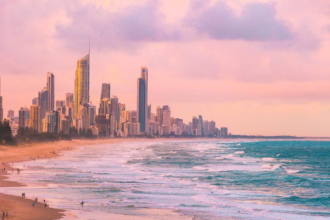 Gold Coast, Austrália.