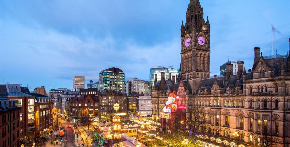 Manchester, Inglaterra.