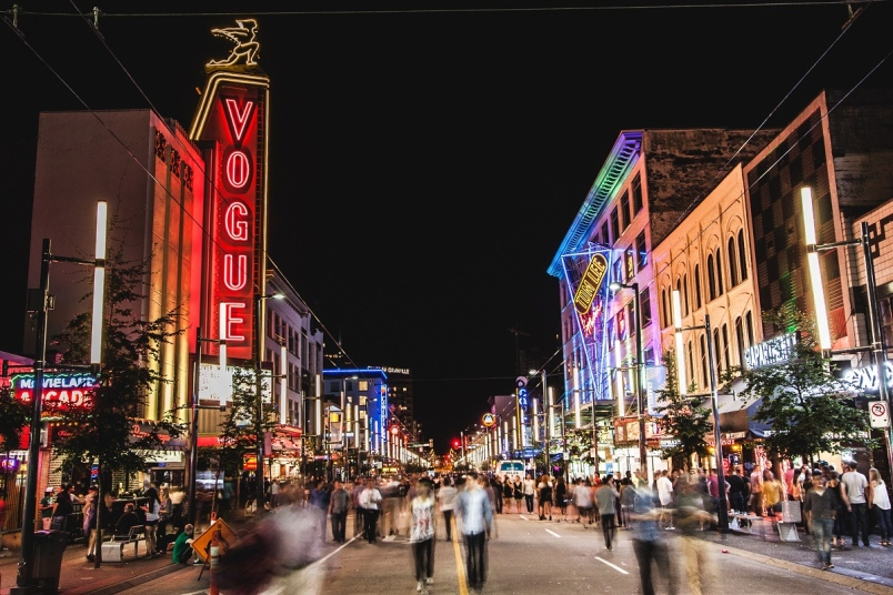 Vancouver-intercâmbio