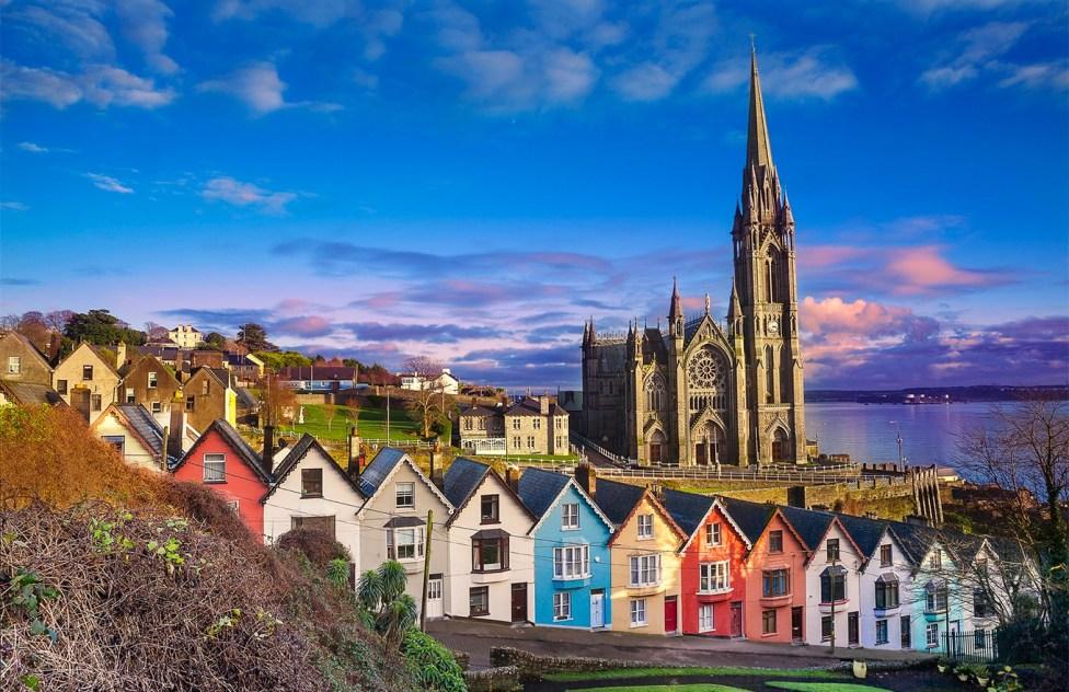 Cork, uma das cidades mais buscadas para Intercâmbio na irlanda.